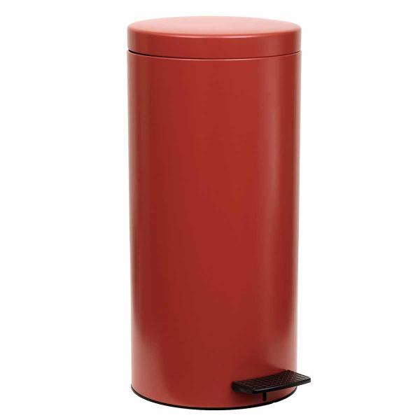 Κάδος Απορριμμάτων (25x53) PamCo 18Lit 045 Red Matt
