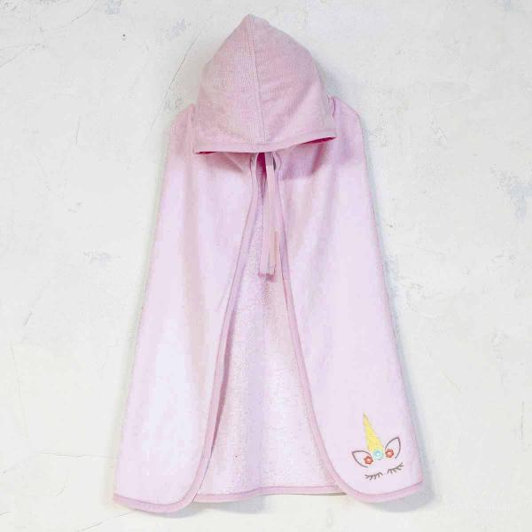 Βρεφική Κάπα Nima Baby Unicorn Pink
