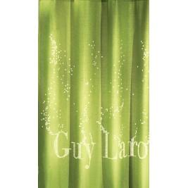Κουρτίνες Μπάνιου 1+1 Guy Laroche Brand Lime