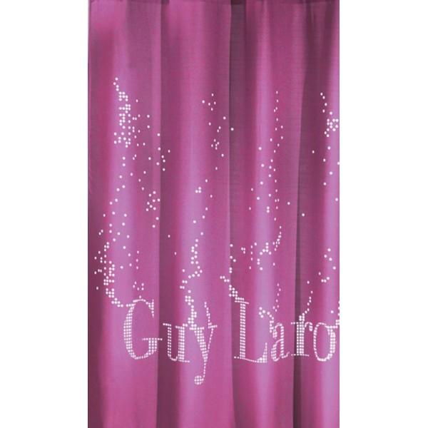 Κουρτίνες Μπάνιου 1+1 Guy Laroche Brand Lilac