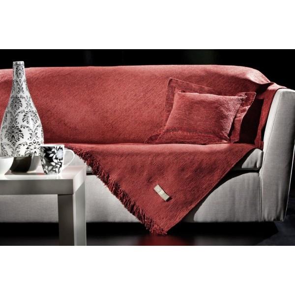 Ριχτάρι Τριθέσιου (180x280) Guy Laroche Gallery Red
