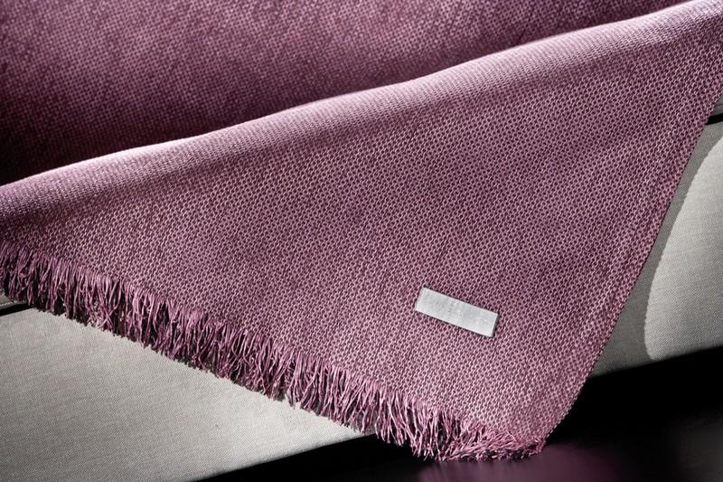 Ριχτάρι Πολυθρόνας (180×150) Guy Laroche Gallery Purple