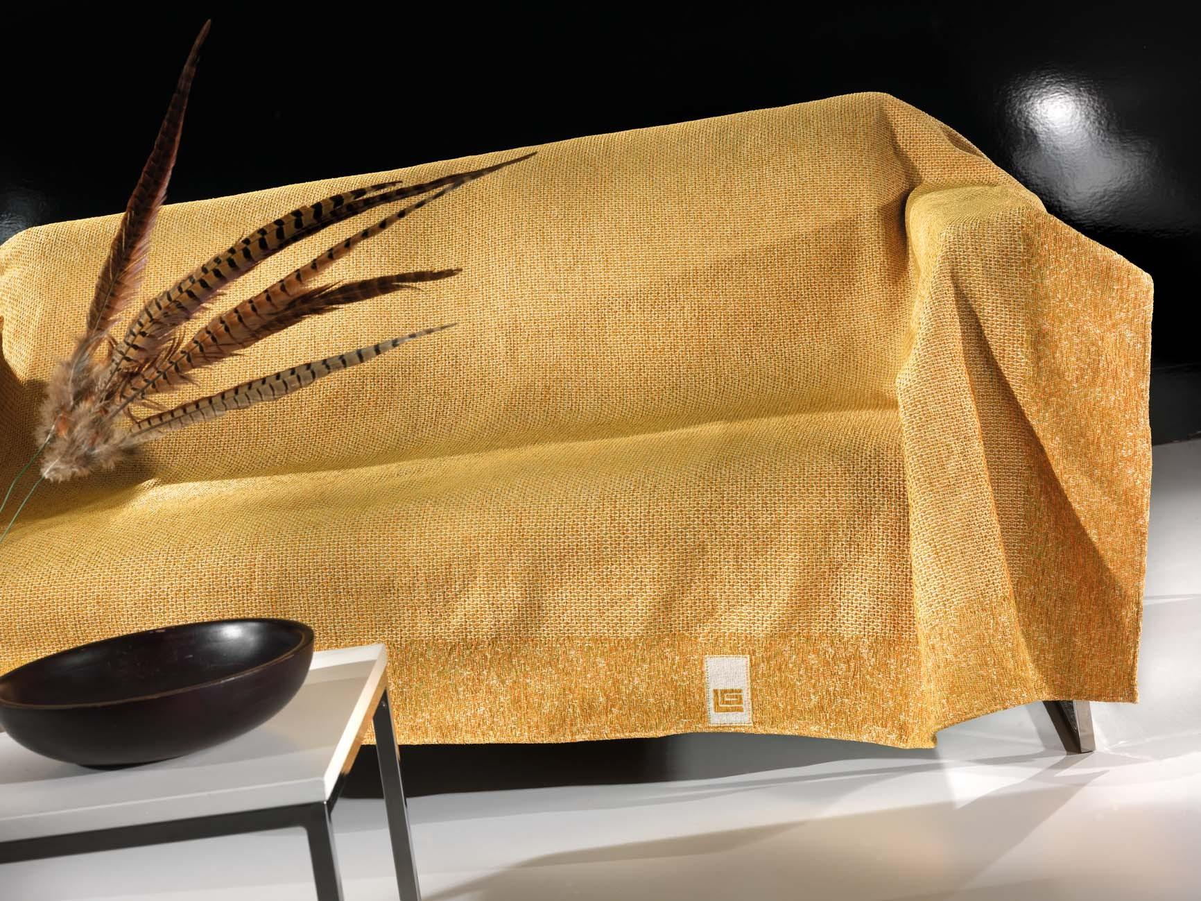 Ριχτάρι Τριθέσιου (180×280) Guy Laroche New Gallery Tangerine
