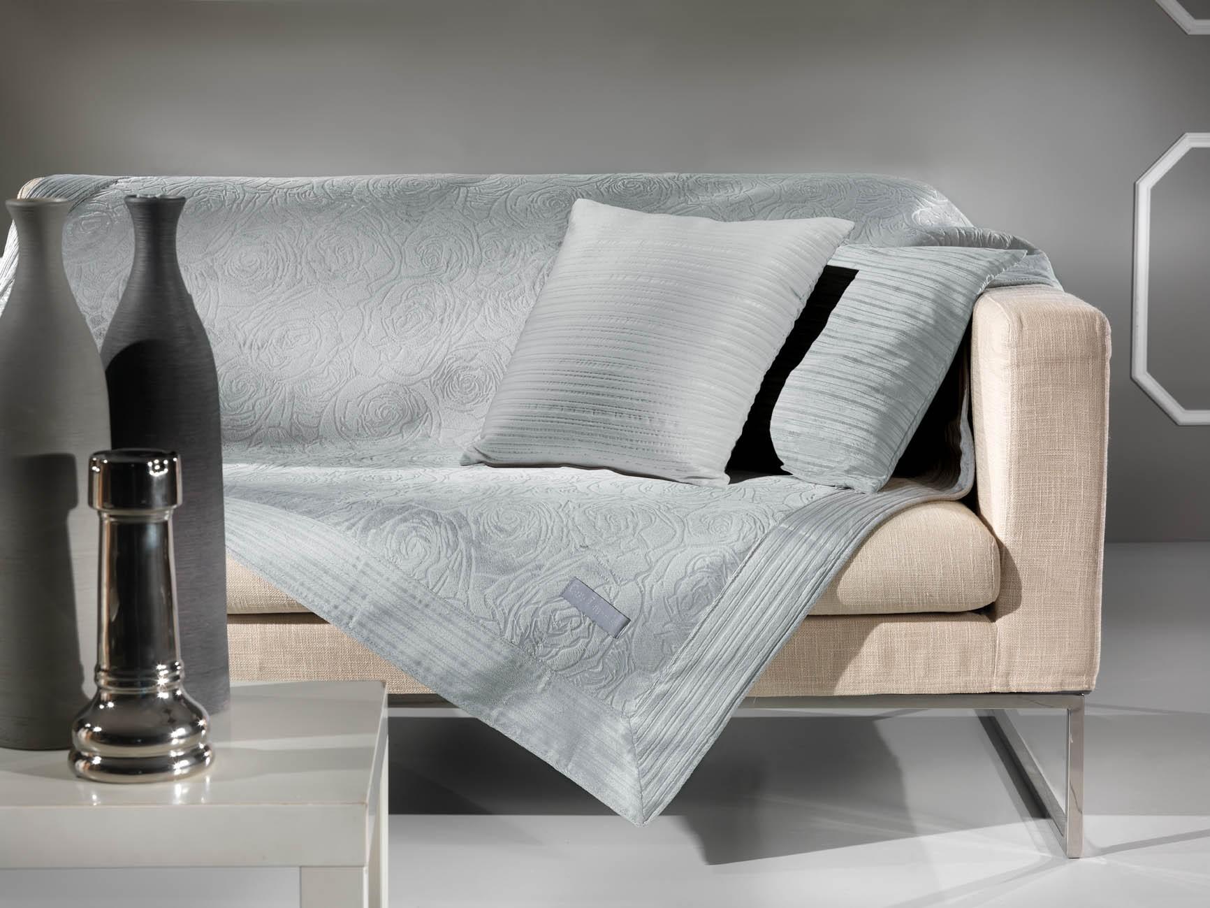 Ριχτάρι Πολυθρόνας (170x150) Guy Laroche Capsule Silver