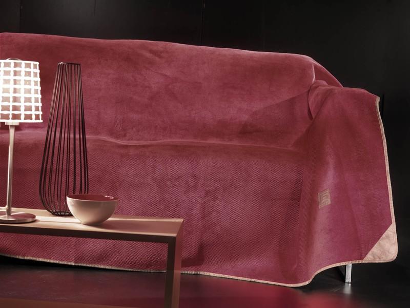 Ριχτάρι Τριθέσιου (170x300) Guy Laroche Ruby Burgundy