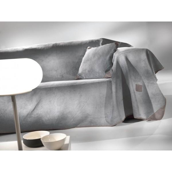 Ριχτάρι Πολυθρόνας (170x150) Guy Laroche Ruby Grey