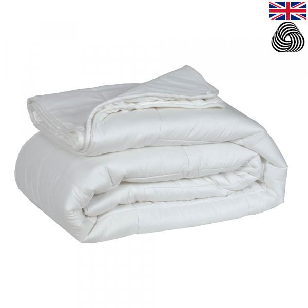 Πάπλωμα Μάλλινο Μονό Down Town English Wool