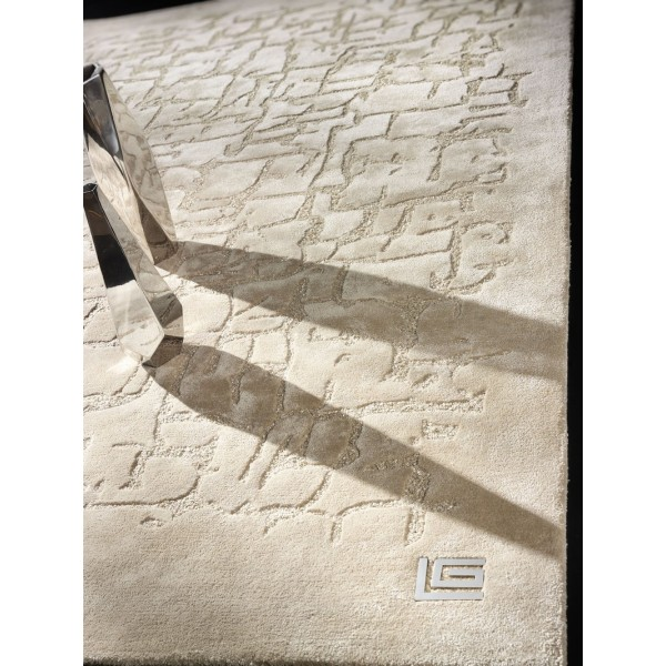 Χαλί (160x230) Guy Laroche Boxes Ecru