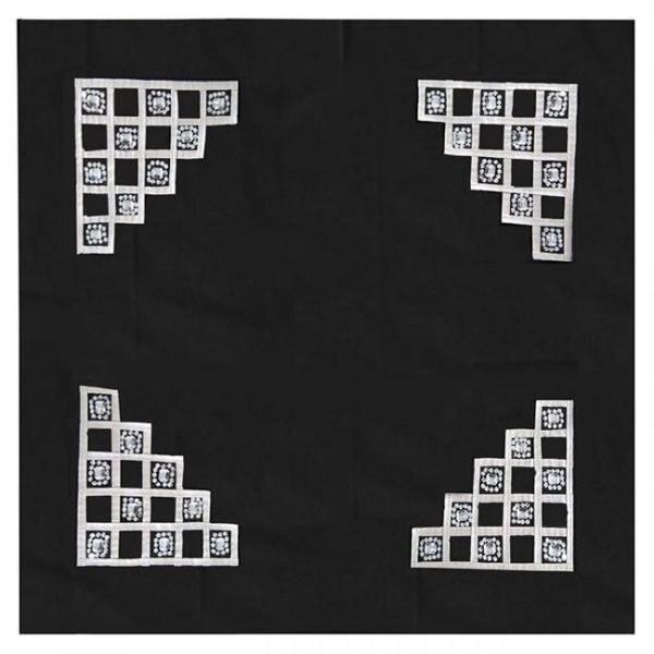 Καρέ InArt Almaz Black 3-40-309-0158