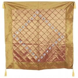 Διακοσμητικό Καρέ InArt Almaz Gold 3-40-309-0164