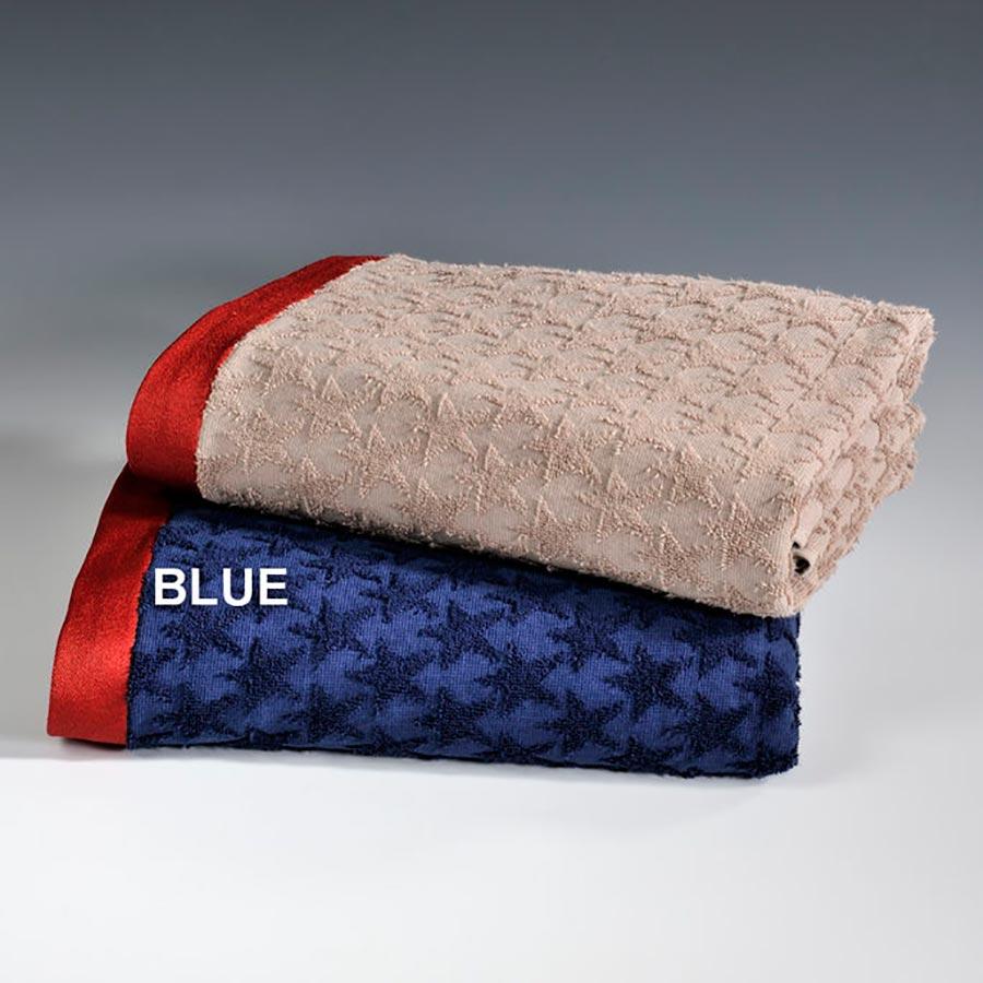 Πετσέτα Θαλάσσης Down Town Star Blue