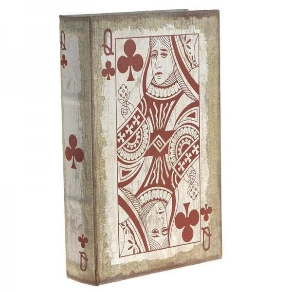Κουτί Αποθήκευσης InArt Queen Of Spades 3-70-435-0161