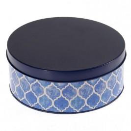 Κουτί Αποθήκευσης InArt Blue Baroque 3-70-105-0646