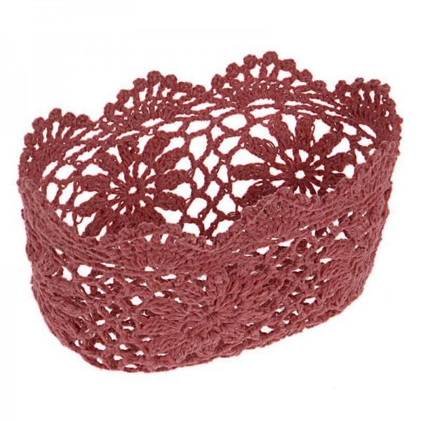Καλάθι InArt Crochet Basket 0015