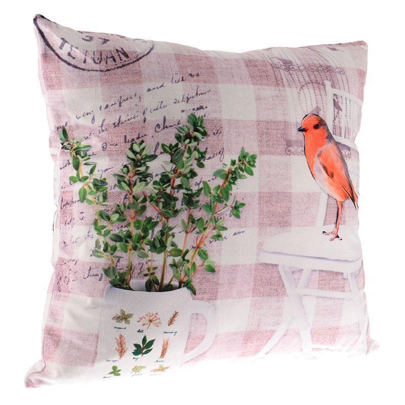 Διακοσμητικό Μαξιλάρι InArt Sparrow 3-40-384-0009