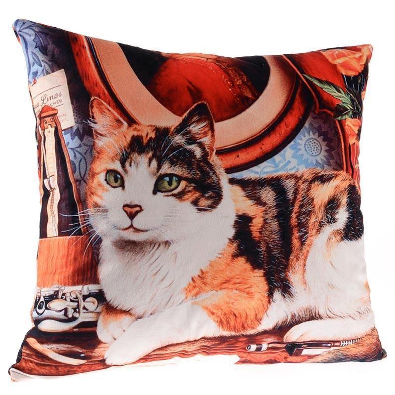 Διακοσμητικό Μαξιλάρι InArt Mona Kitty 3-40-384-0017