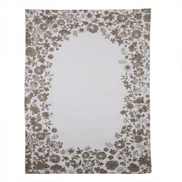 Χαλί Καλοκαιρινό (120x180) InArt Floral Vector Grey 3-35-803-000