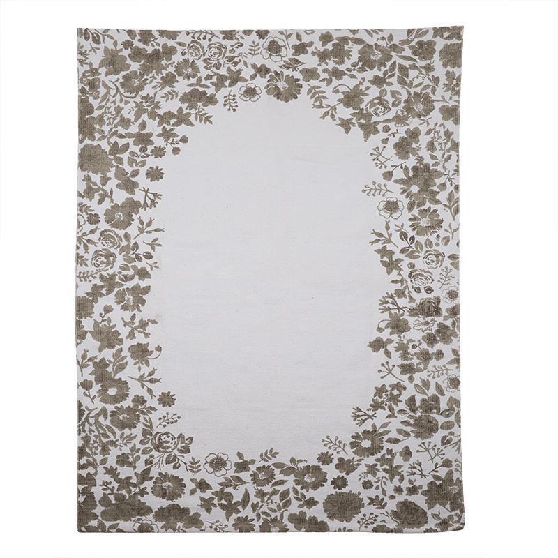 Χαλί (120×180) InArt Floral Vector Grey 3-35-803-0008