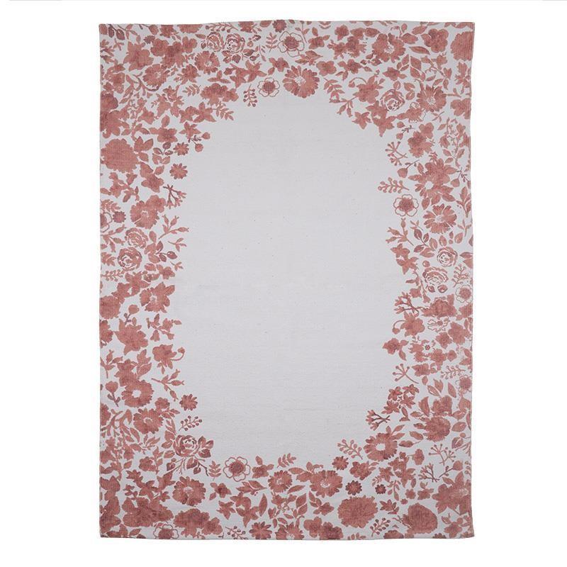 Χαλί (120×180) InArt Floral Vector Salmon 3-35-803-0010 41651