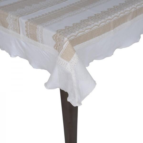 Τραπεζοκαρέ (120x120) InArt Baroque Lace 3-40-187-0031