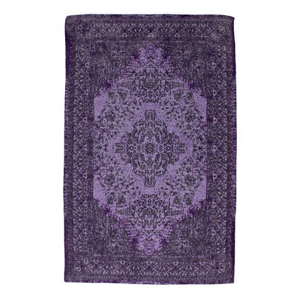 Χαλί Διαδρόμου (70x110) InArt Damask Purple 3-35-419-0028