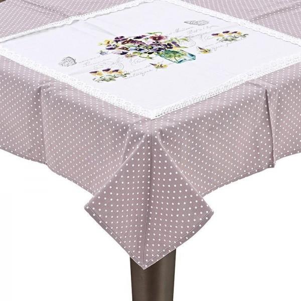 Καρέ InArt Polka Flower 3-40-449-0006