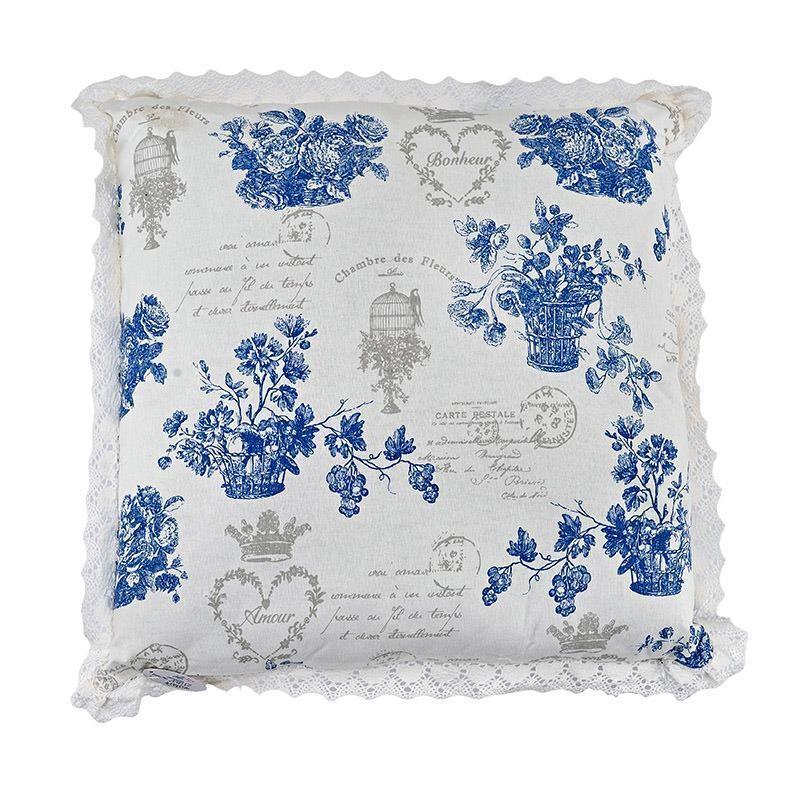 Διακοσμητικό Μαξιλάρι InArt Chambre De Fleurs 3-40-449-0014