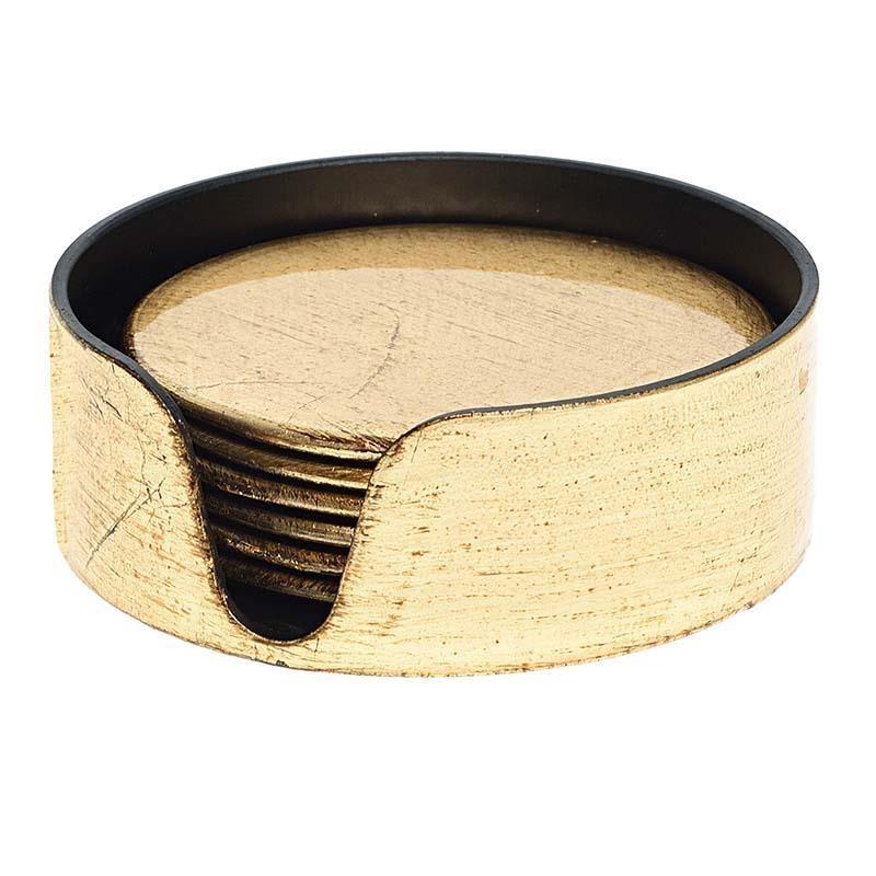 Σουβέρ (Σετ 6τμχ) InArt Antique Gold 3-70-019-0121