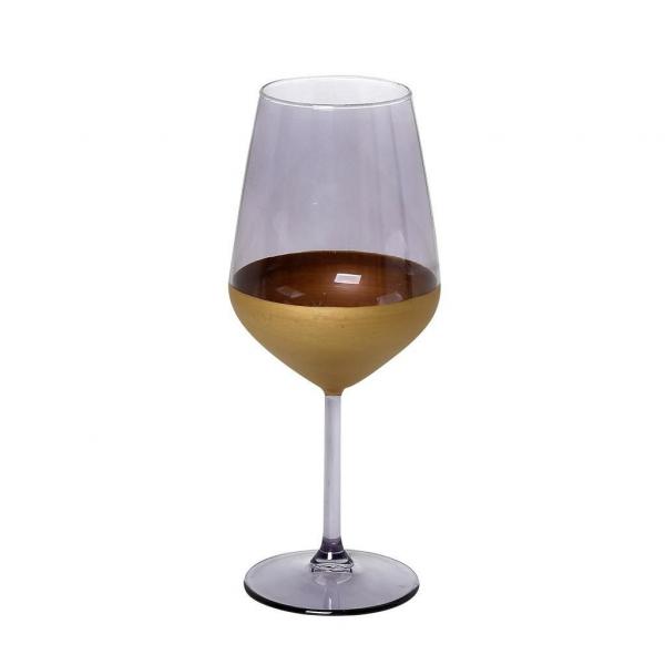 Ποτήρι Κρασιού Κολωνάτο Espiel Amelie Purple RAB141K6