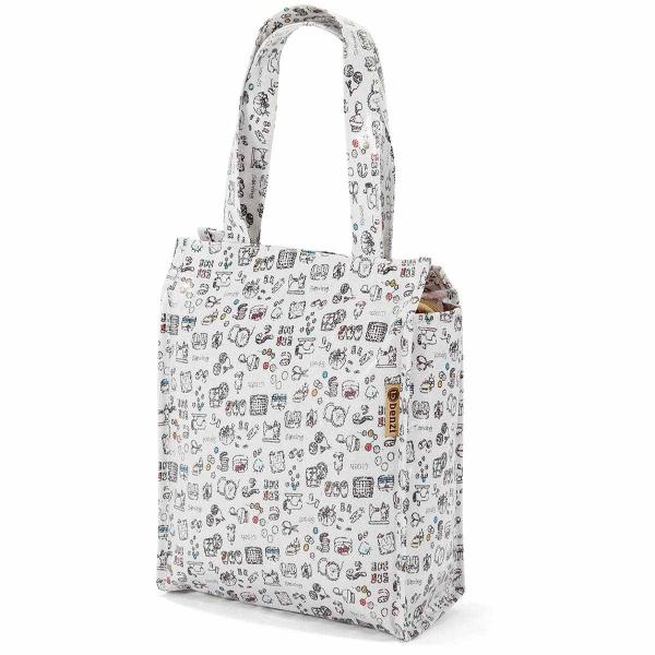 Τσάντα Για Ψώνια Benzi BZ5281 White