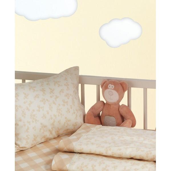 Σεντόνια Κούνιας (Σετ) Das Home Dream Prints 6247
