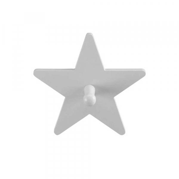 Κρεμάστρα Τοίχου 1 Θέσης Kids Concept Star KC120515 Grey