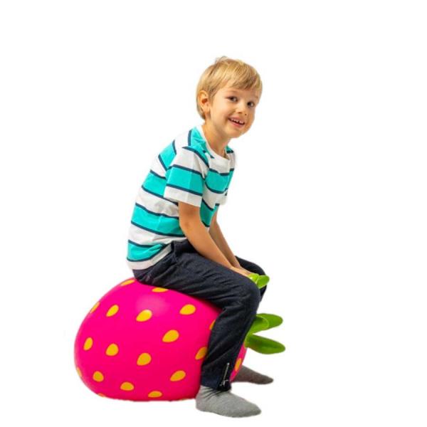 Παιχνίδι Χοπ Χοπ Gerardo's Toys Jumpy Ροζ Φράουλα GΤ69392