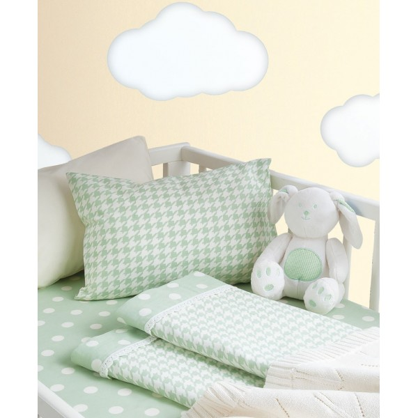 Σεντόνια Κούνιας (Σετ) Das Home Dream Prints 6270