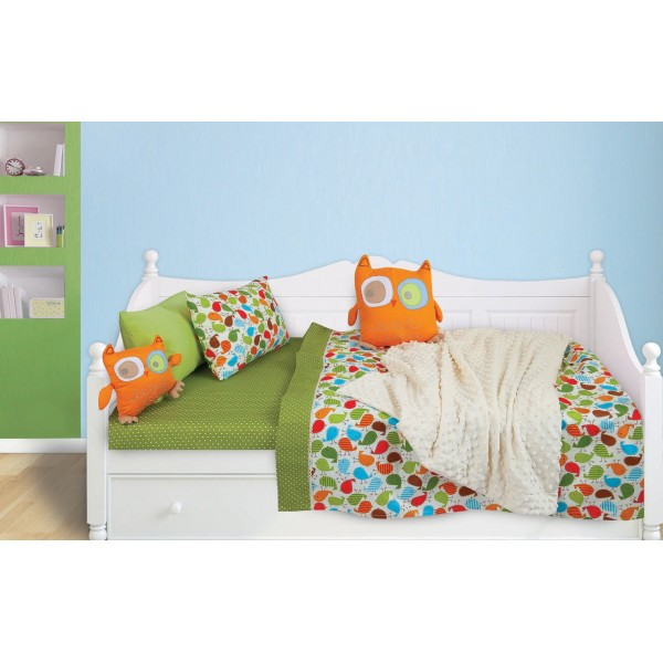 Σεντόνια Κούνιας (Σετ) Das Home Dream Prints 6292