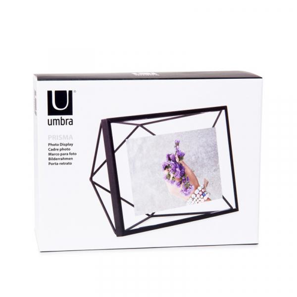 Κορνίζα (10x15) Umbra Prisma Black 313016-040