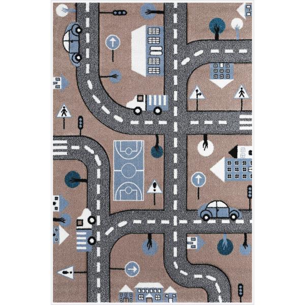 Παιδικό Χαλί (80x150) New Plan Bonita 1473