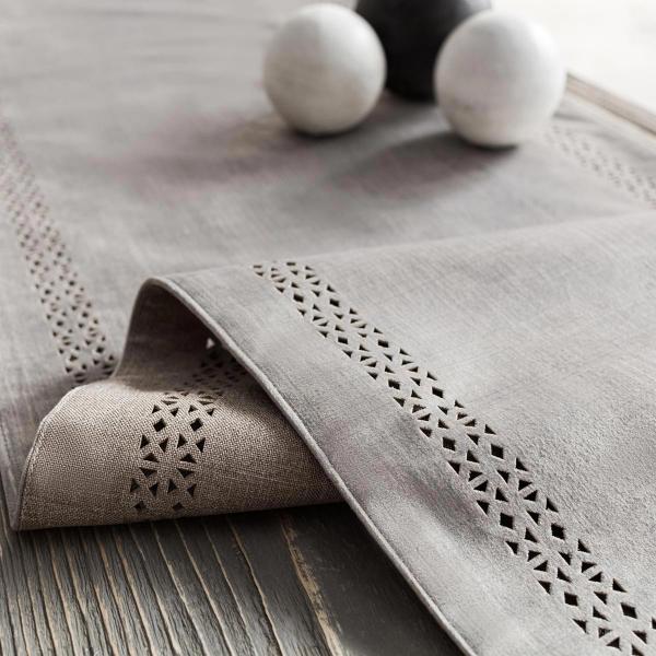 Τραβέρσα Gofis Home Artisan Grey 801/15
