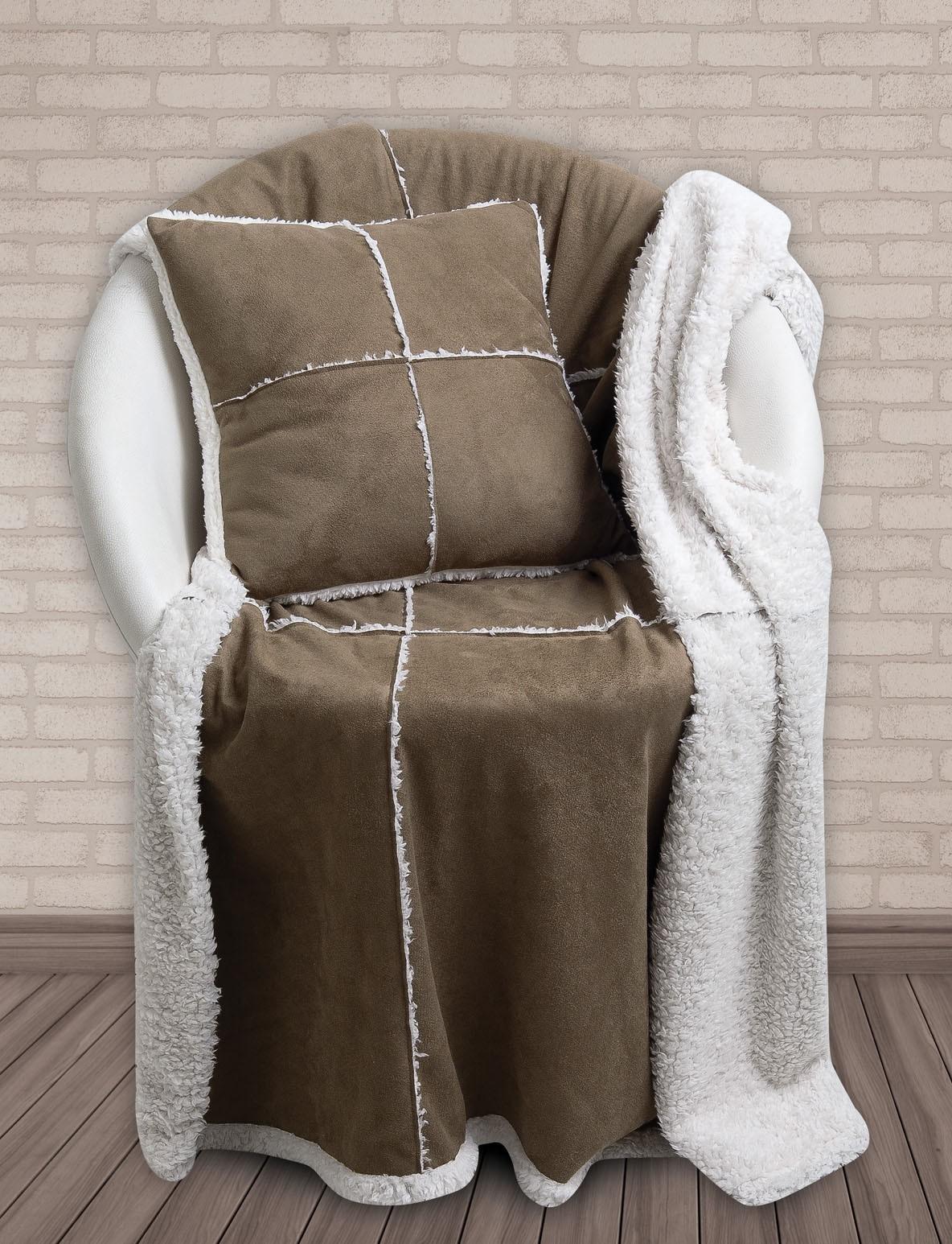 Κουβέρτα Καναπέ + Μαξιλάρι Das Home 327