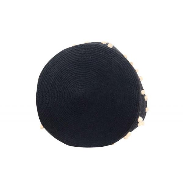 Καλάθι Αποθήκευσης Lorena Canals Pebbles Black