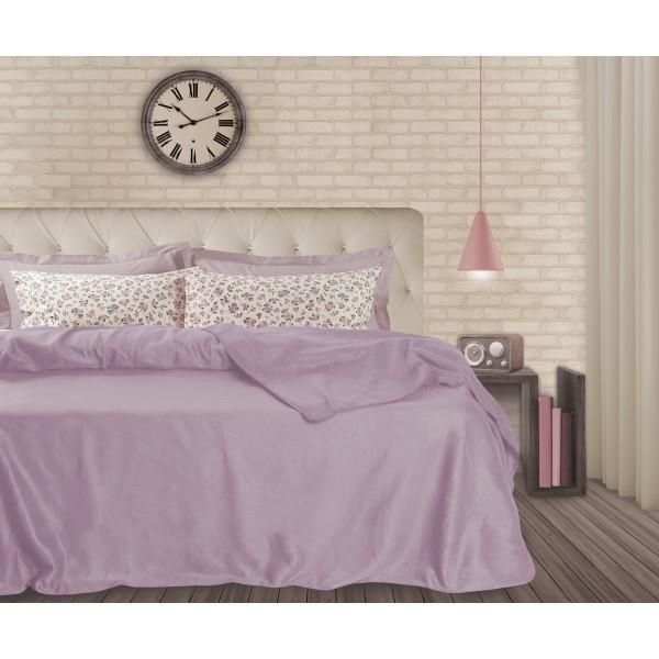 Κουβέρτα Fleece Υπέρδιπλη Das Home Blanket Line 335