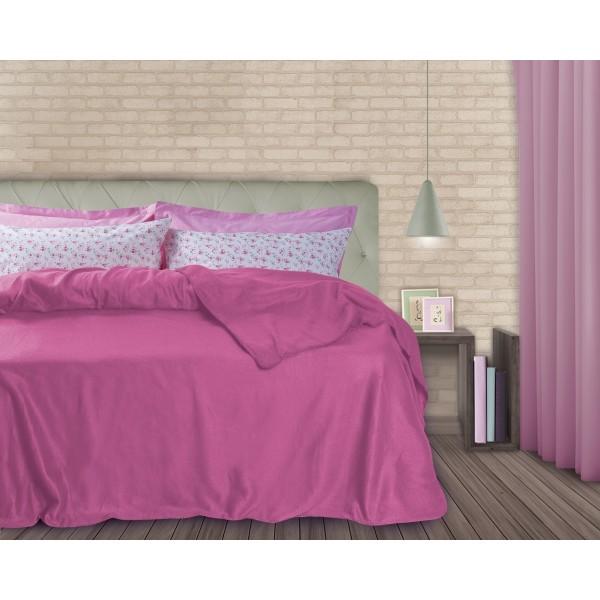 Κουβέρτα Fleece Υπέρδιπλη Das Home Blanket Line 337