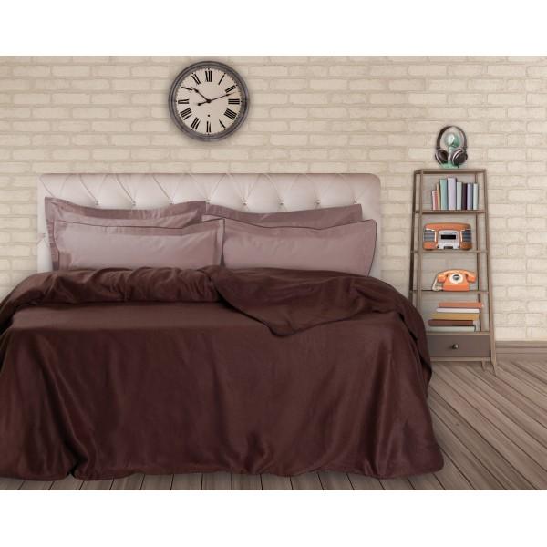 Κουβέρτα Fleece Υπέρδιπλη Das Home Blanket Line 339