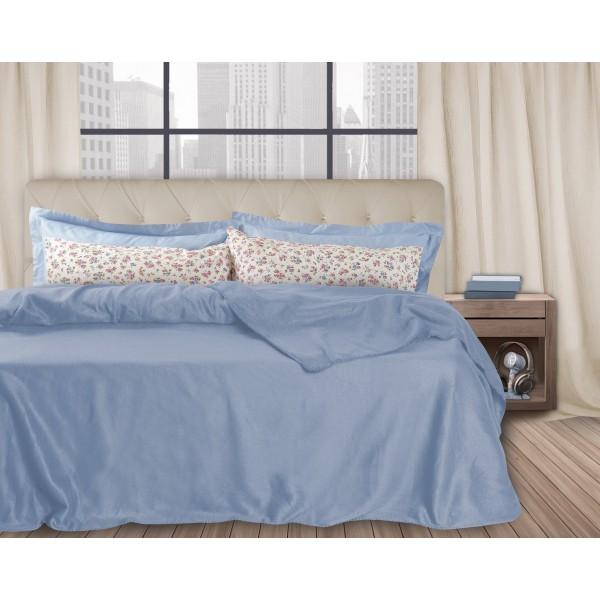 Κουβέρτα Fleece Υπέρδιπλη Das Home Blanket Line 340