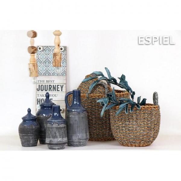 Διακοσμητικό Δοχείο Espiel TOL216