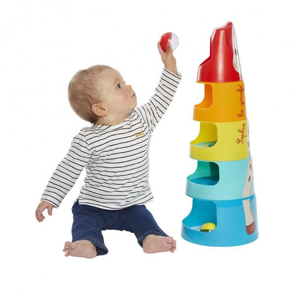 Παιχνίδι Δραστηριότητας Sophie The Giraffe Γιγαντιαίος Πύργος 230798