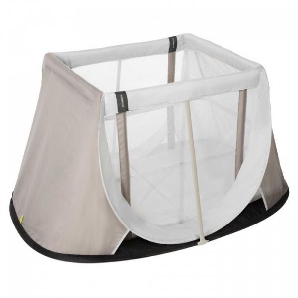 Αναδιπλούμενο Παρκοκρέβατο AeroMoov Instant Travel Cot White Sand