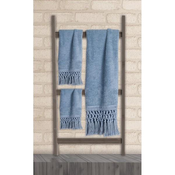 Πετσέτα Χεριών (30x50) Das Home 1211