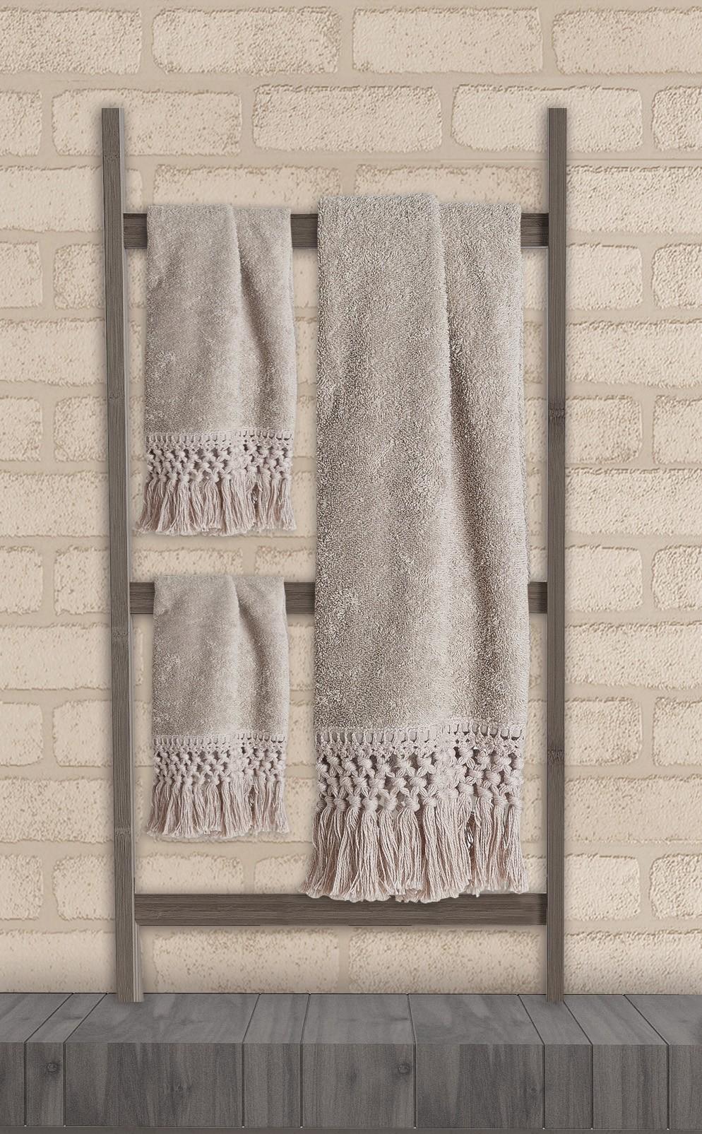 Πετσέτα Προσώπου (50×90) Das Home 1210