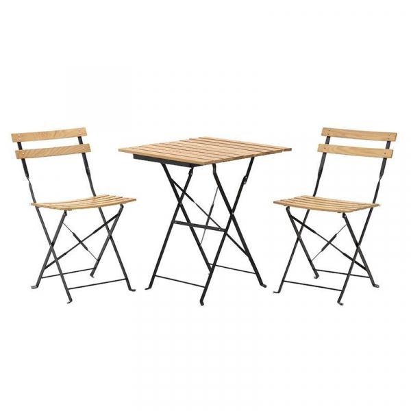 Τραπέζι Με Καρέκλες (Σετ 3τμχ) CL 3-50-040-0002